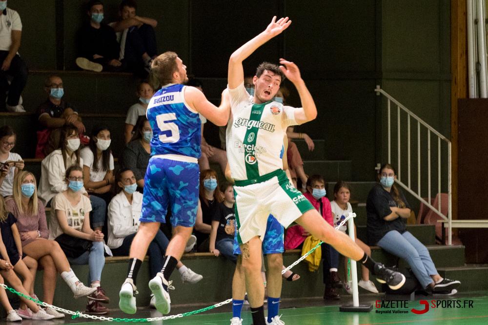 Basketball Esclams Vs Gravenchon Reynald Valleron 37