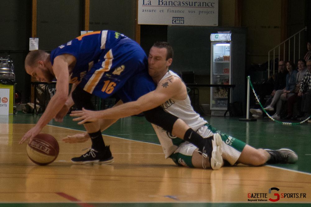 Basketball Esclamsbb Vs Lievin Reynald Valleron 47