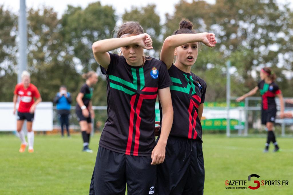 Football Feminin Fc Porto Vs Calais Gazettesports Coralie Sombret 32 1024x683 1