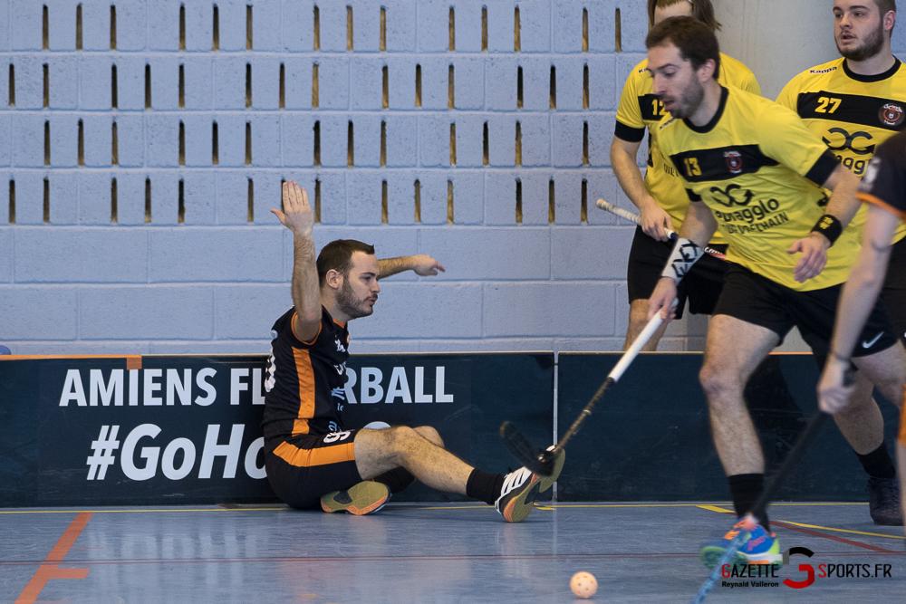 Floorball Hoplites Vs Quievrechain Reynald Valleron 36