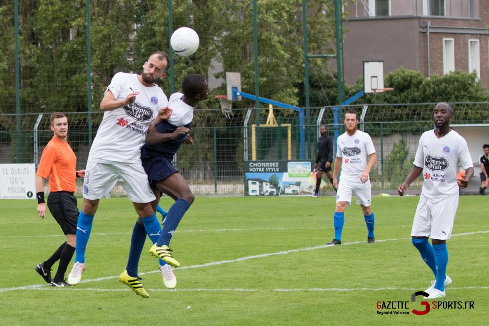 Football Aca Vs Villemonble Reynald Valleron 25