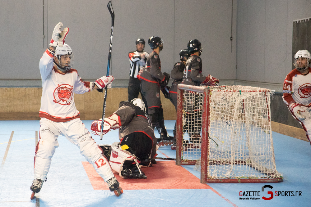 Hockey Sur Roller Les Ecureuils Vs Mustangs La Chapelle Reynald Valleron 8