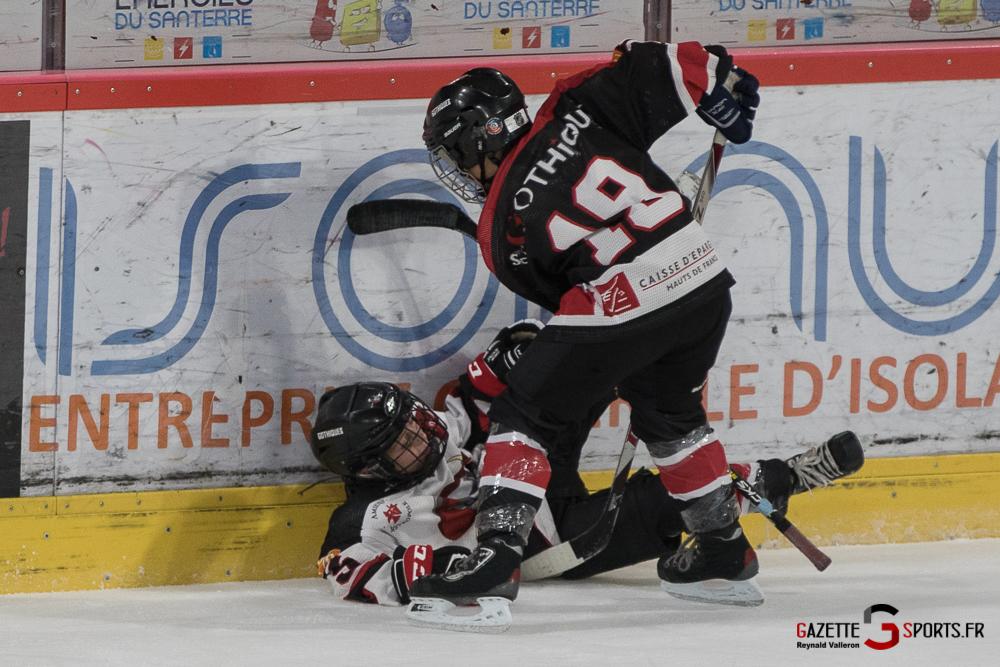 Hockey Sur Glace Mini Legendes Reynald Valleron 26