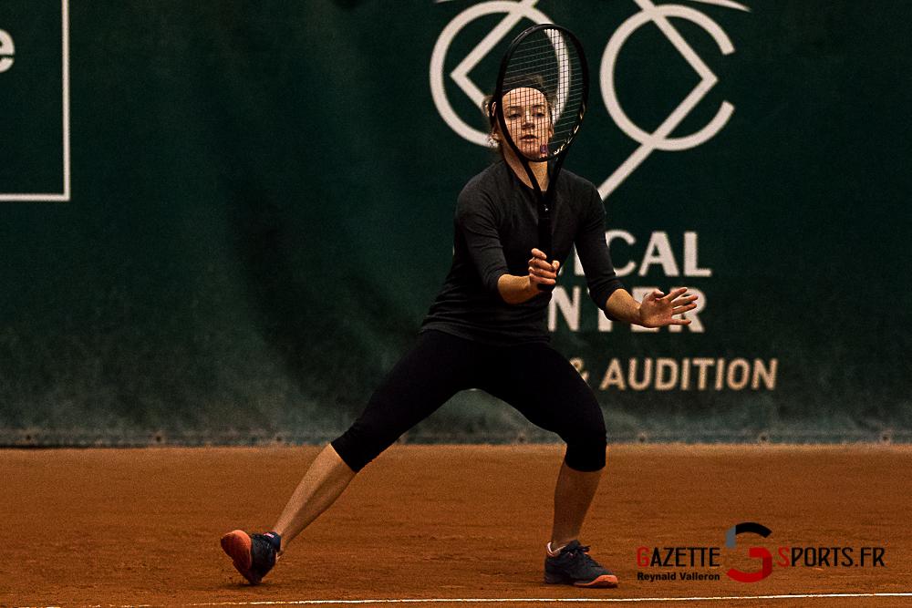 Tennis Itf Manon Lamarque Vs Juliette Mazzoni Reynald Valleron 12