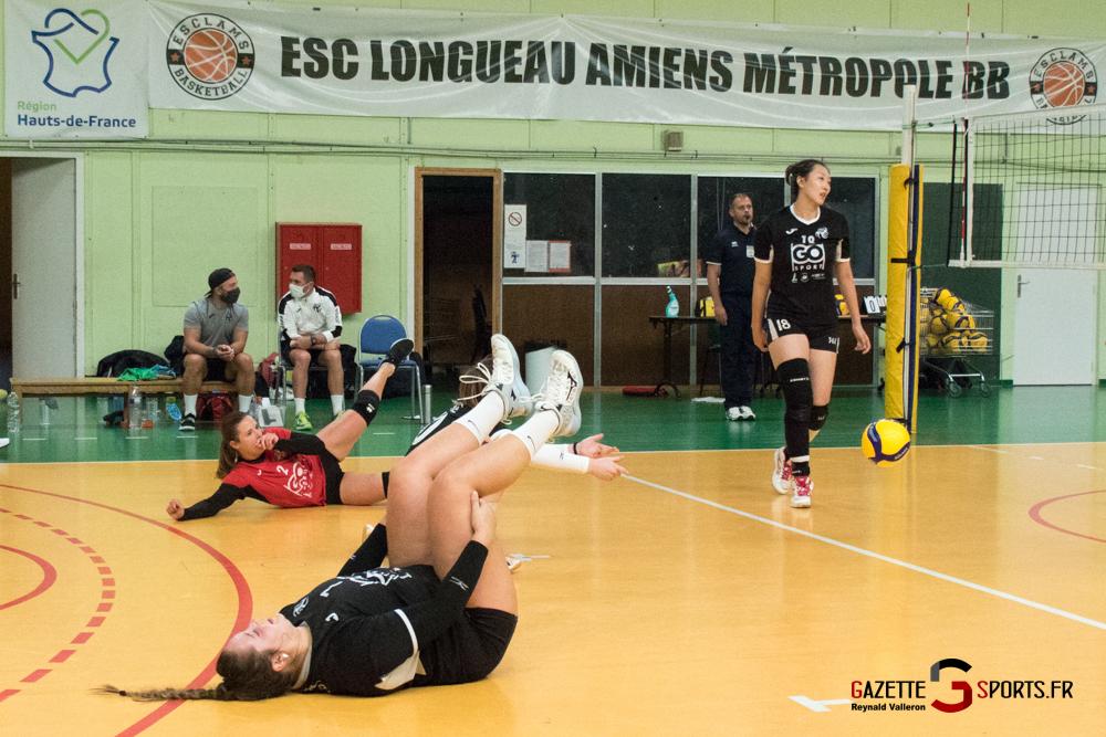 Volleyball Lamvb Vs Chaville Sevres Reynald Valleron 51