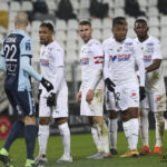 Football Amiens Sc Vs Le Havre Hac Ligue 2 0037 Leandre Leber Gazettesports
