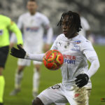 Football Amiens Sc Vs Le Havre Hac Ligue 2 0052 Leandre Leber Gazettesports