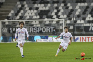 Football Amiens Sc Vs Le Havre Hac Ligue 2 0066 Leandre Leber Gazettesports