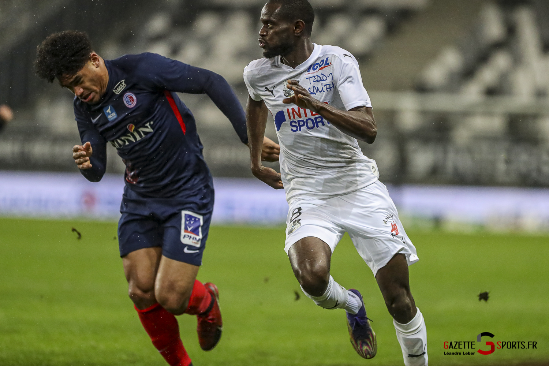 Football Ligue 2 Amiens Sc Vs Chateauroux 0036 Leandre Leber Gazettesports