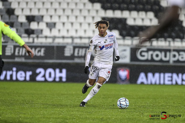 Football Ligue 2 Amiens Sc Vs Chateauroux 0039 Leandre Leber Gazettesports