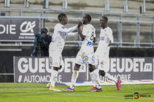 Football Ligue 2 Amiens Sc Vs Chateauroux 0044 Leandre Leber Gazettesports
