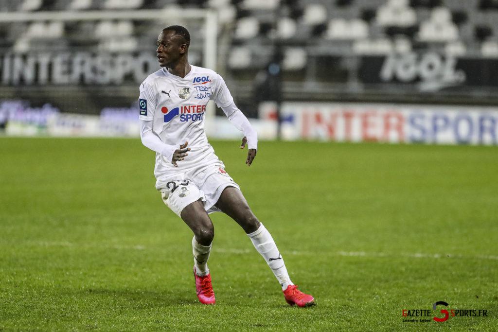 Football Ligue 2 Amiens Sc Vs Chateauroux 0054 Leandre Leber Gazettesports