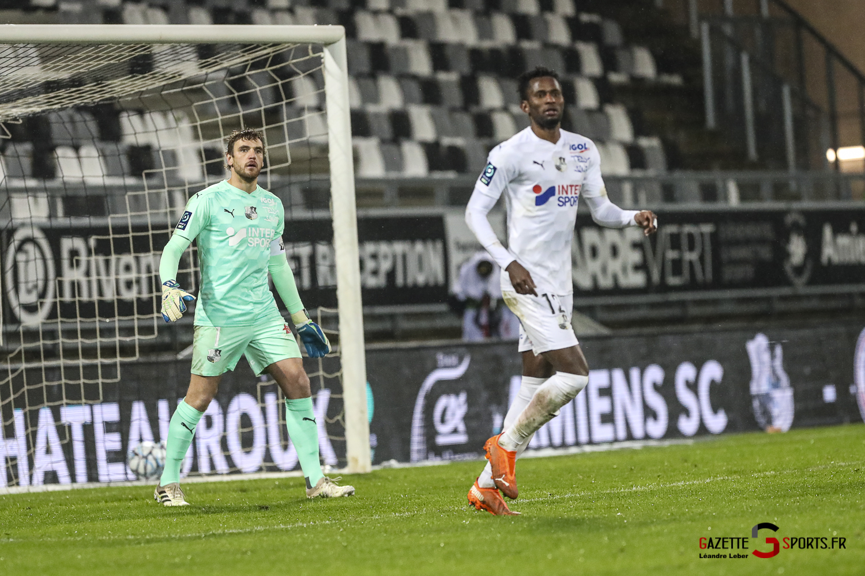 Football Ligue 2 Amiens Sc Vs Chateauroux 0063 Leandre Leber Gazettesports