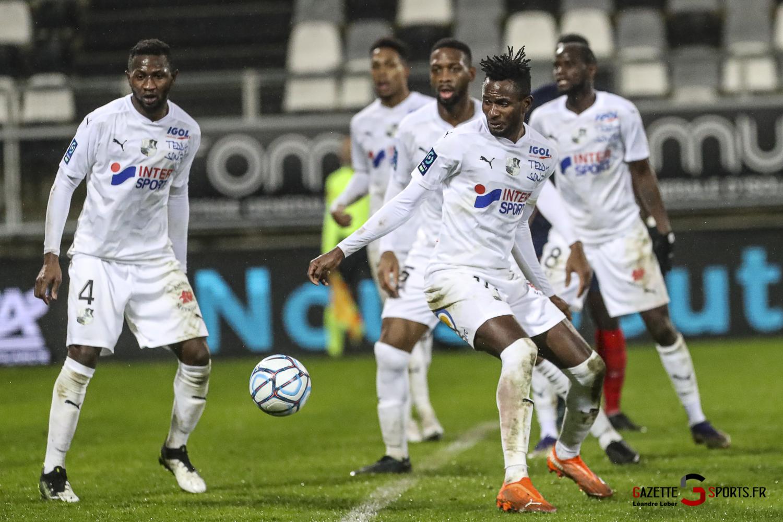 Football Ligue 2 Amiens Sc Vs Chateauroux 0081 Leandre Leber Gazettesports