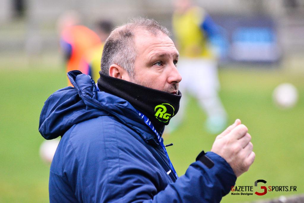 Football Cdf Longueau V Cambrai Kevin Devigne Gazettesports