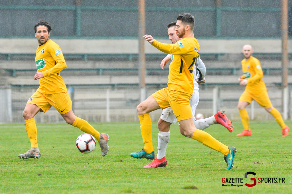Football Cdf Longueau V Cambrai Kevin Devigne Gazettesports 105