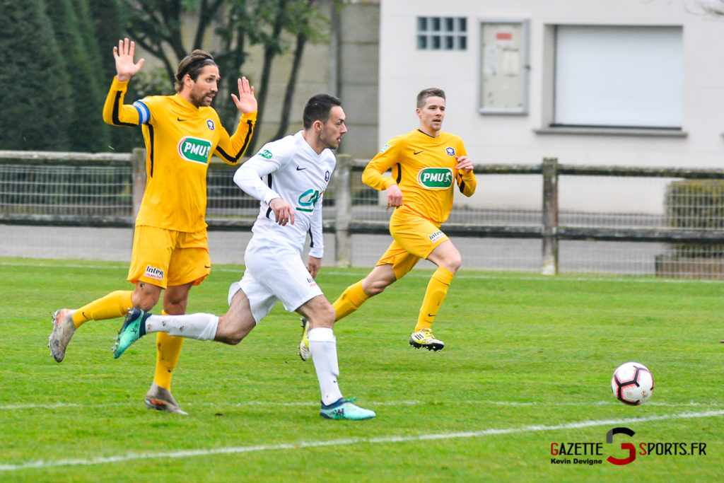 Football Cdf Longueau V Cambrai Kevin Devigne Gazettesports 17