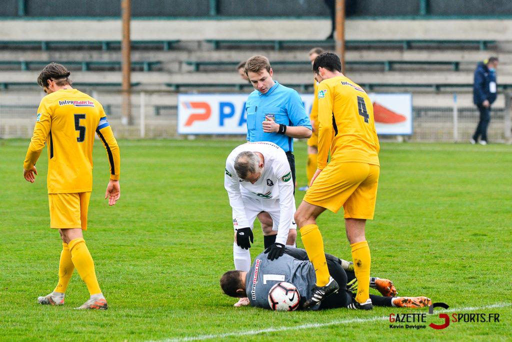 Football Cdf Longueau V Cambrai Kevin Devigne Gazettesports 23