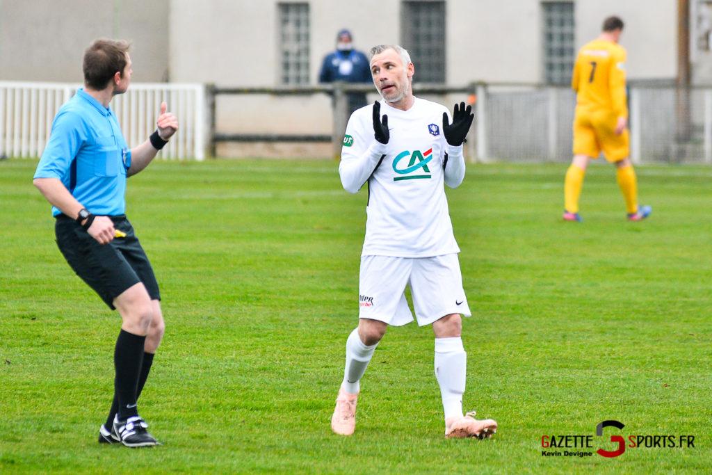 Football Cdf Longueau V Cambrai Kevin Devigne Gazettesports 24