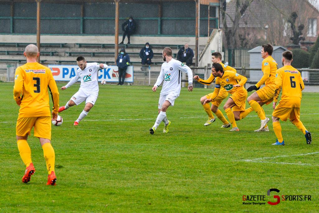 Football Cdf Longueau V Cambrai Kevin Devigne Gazettesports 31