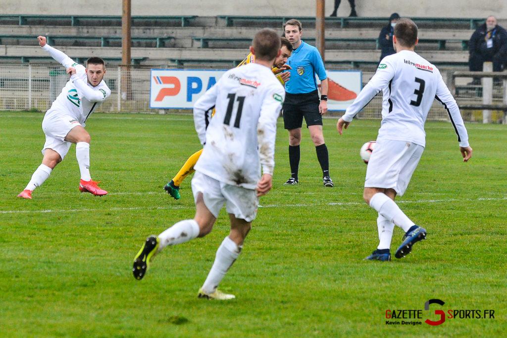 Football Cdf Longueau V Cambrai Kevin Devigne Gazettesports 34