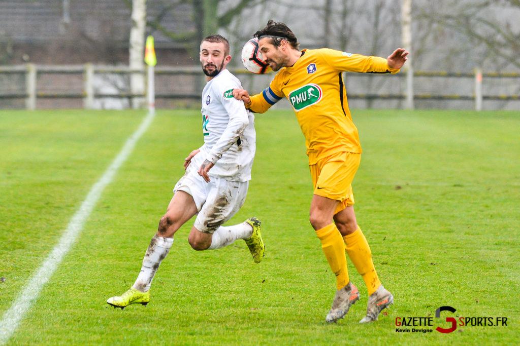 Football Cdf Longueau V Cambrai Kevin Devigne Gazettesports 56