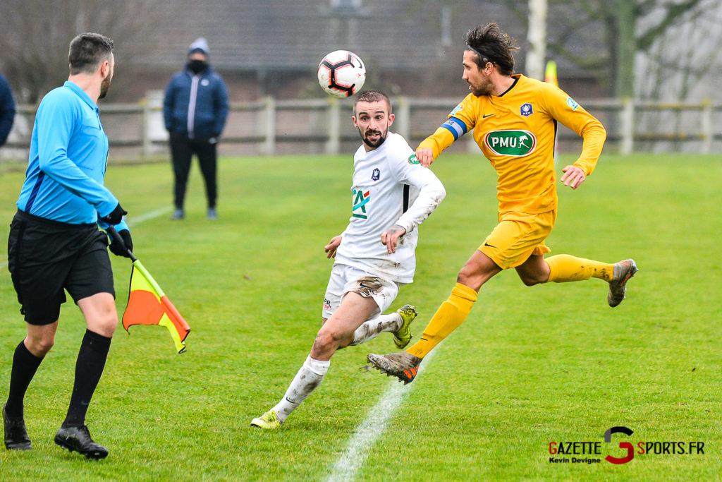 Football Cdf Longueau V Cambrai Kevin Devigne Gazettesports 57