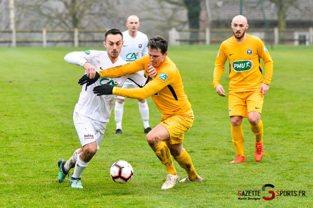 Football Cdf Longueau V Cambrai Kevin Devigne Gazettesports 61