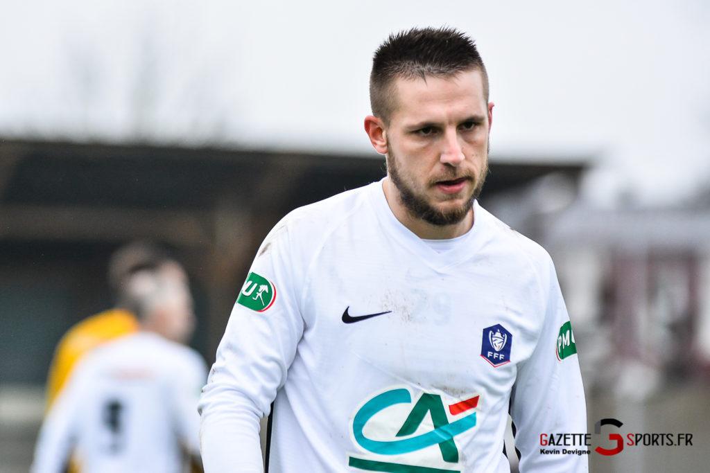 Football Cdf Longueau V Cambrai Kevin Devigne Gazettesports 75