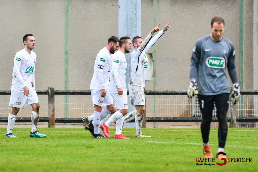Football Cdf Longueau V Cambrai Kevin Devigne Gazettesports 94