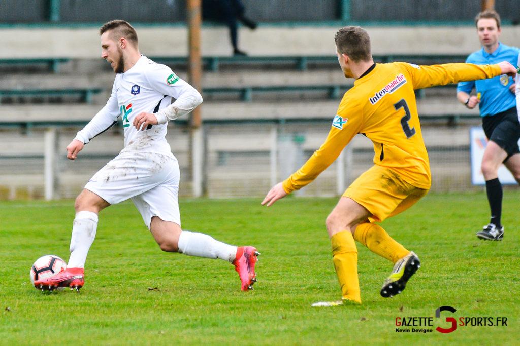 Football Cdf Longueau V Cambrai Kevin Devigne Gazettesports 95