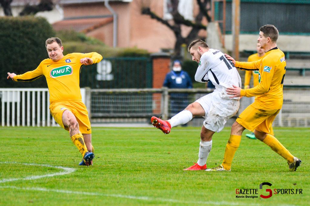 Football Cdf Longueau V Cambrai Kevin Devigne Gazettesports 96