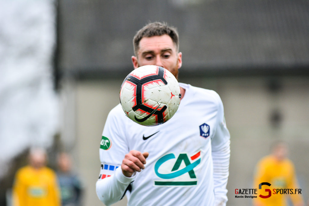 Football Cdf Longueau V Cambrai Kevin Devigne Gazettesports 97