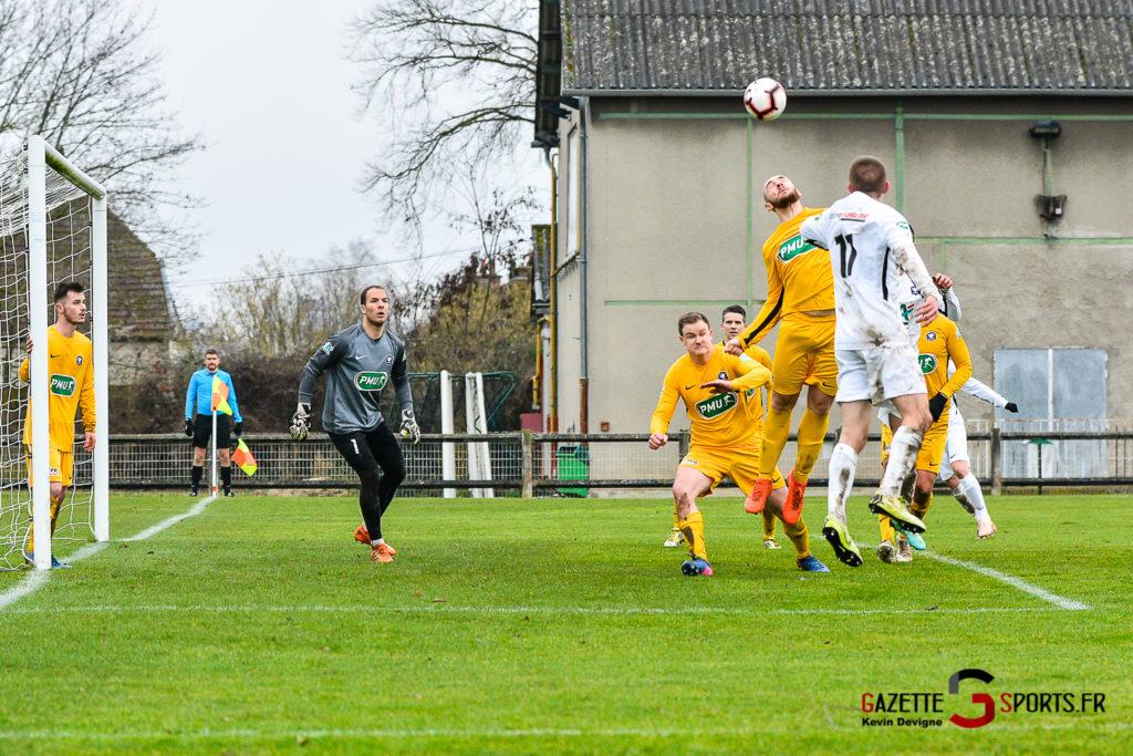 Football Cdf Longueau V Cambrai Kevin Devigne Gazettesports 98