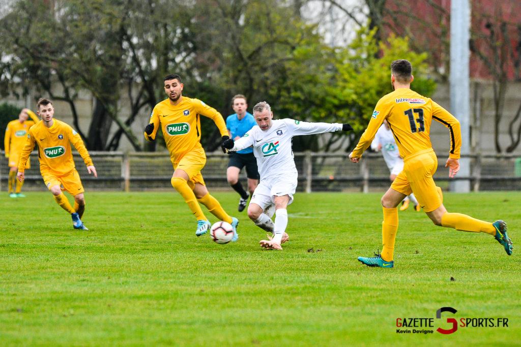 Football Cdf Longueau V Cambrai Kevin Devigne Gazettesports 99