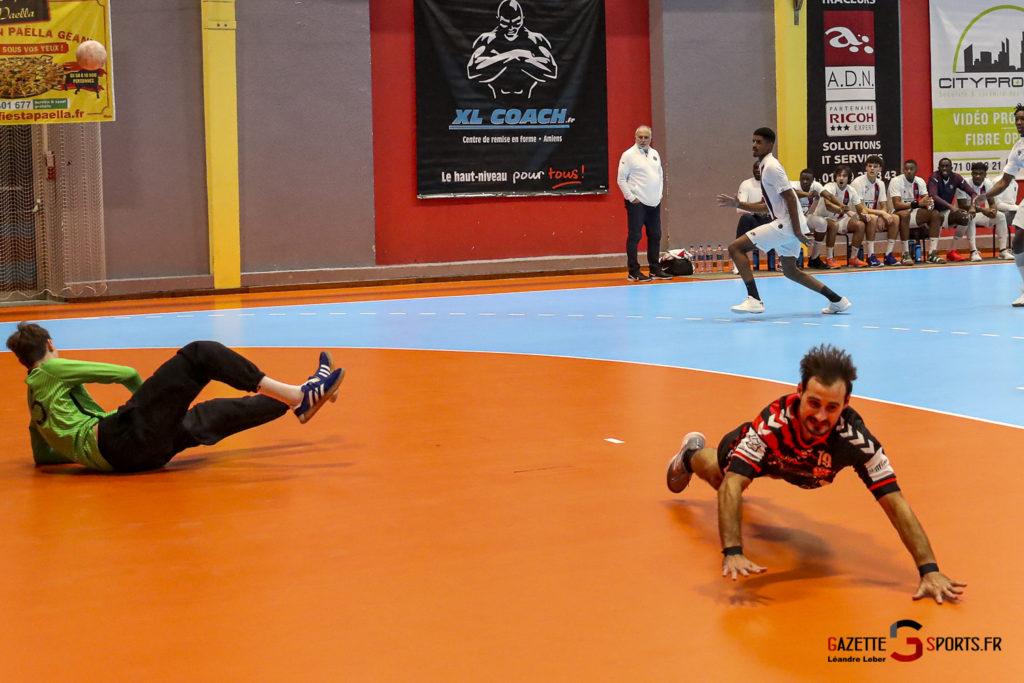 Handball Amiens Aph Vs Psg B 0014 Leandre Leber Gazettesports 1024x683 1