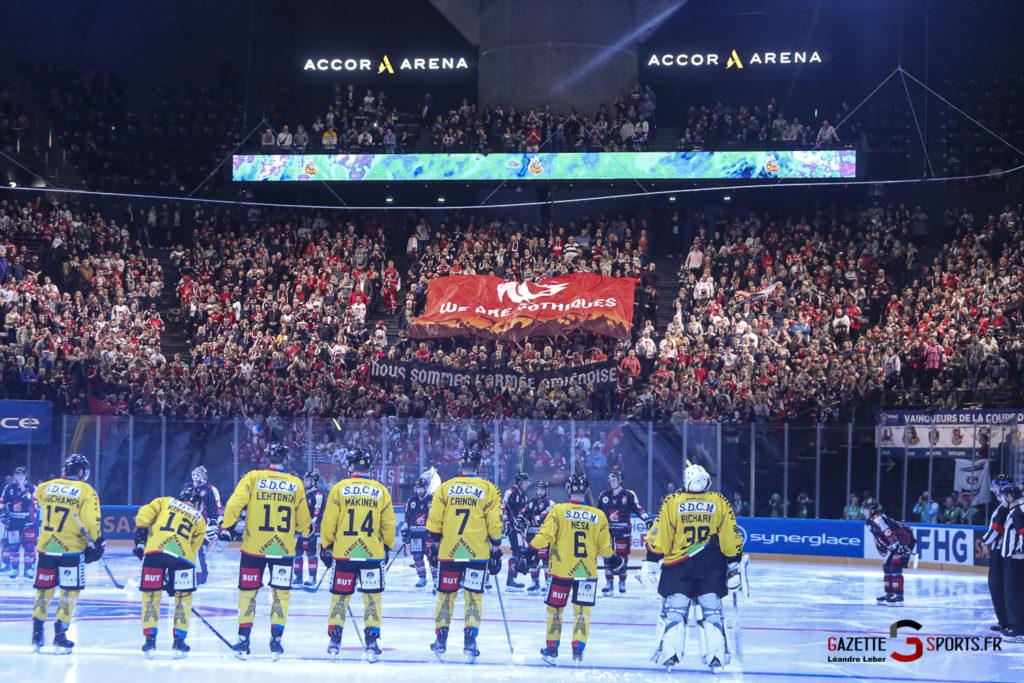 Hockey Sur Glace Coupe De France 20 Les Gothiques Vs Rouen 0026 Leandre Leber Gazettesports 1024x683 1