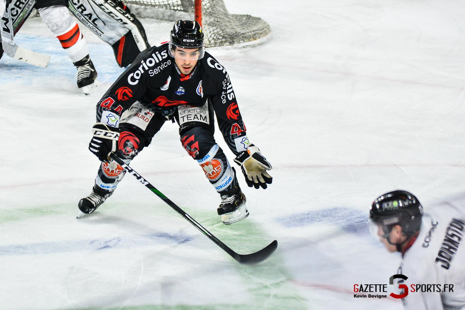 Hockey Sur Glace Amiens Vs Bordeaux J15 Kevin Devigne Gazettesports 70