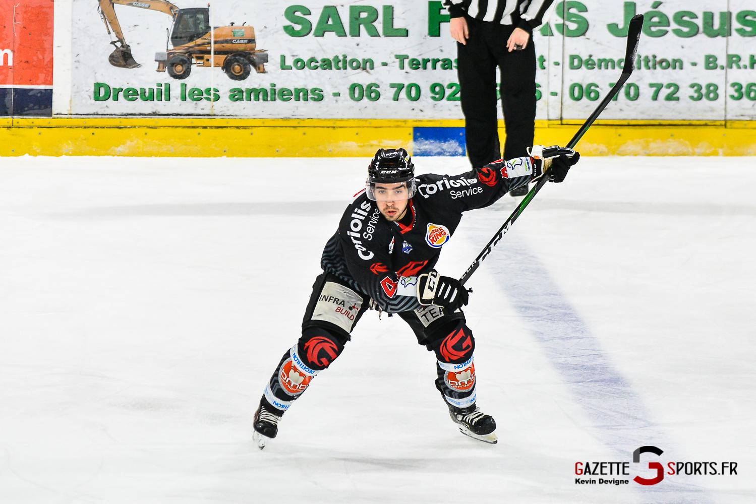 Hockey Sur Glace Amiens Vs Anglet 21 Kevin Devigne Gazettesports 106