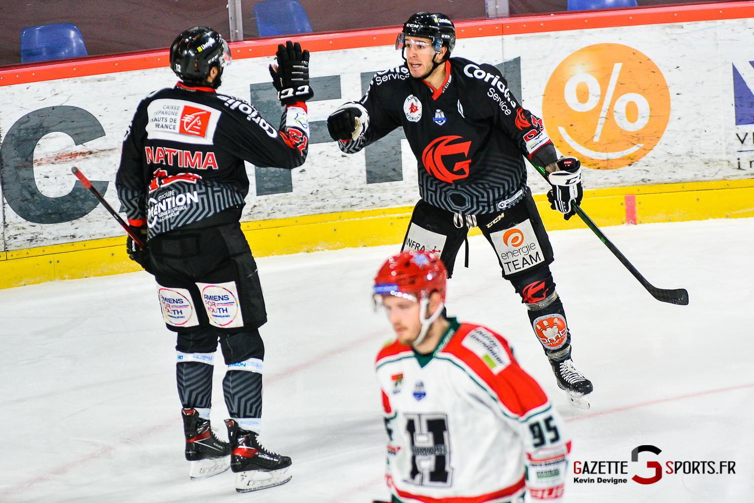 Hockey Sur Glace Amiens Vs Anglet 21 Kevin Devigne Gazettesports 140