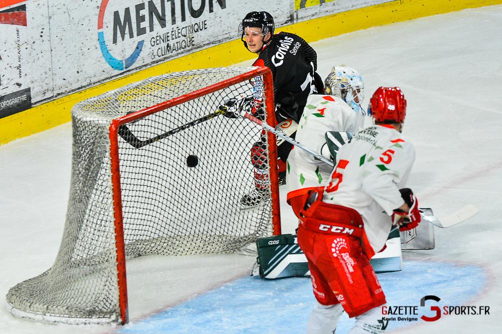 Hockey Sur Glace Amiens Vs Cergy Kevin Devigne Gazettesports 29
