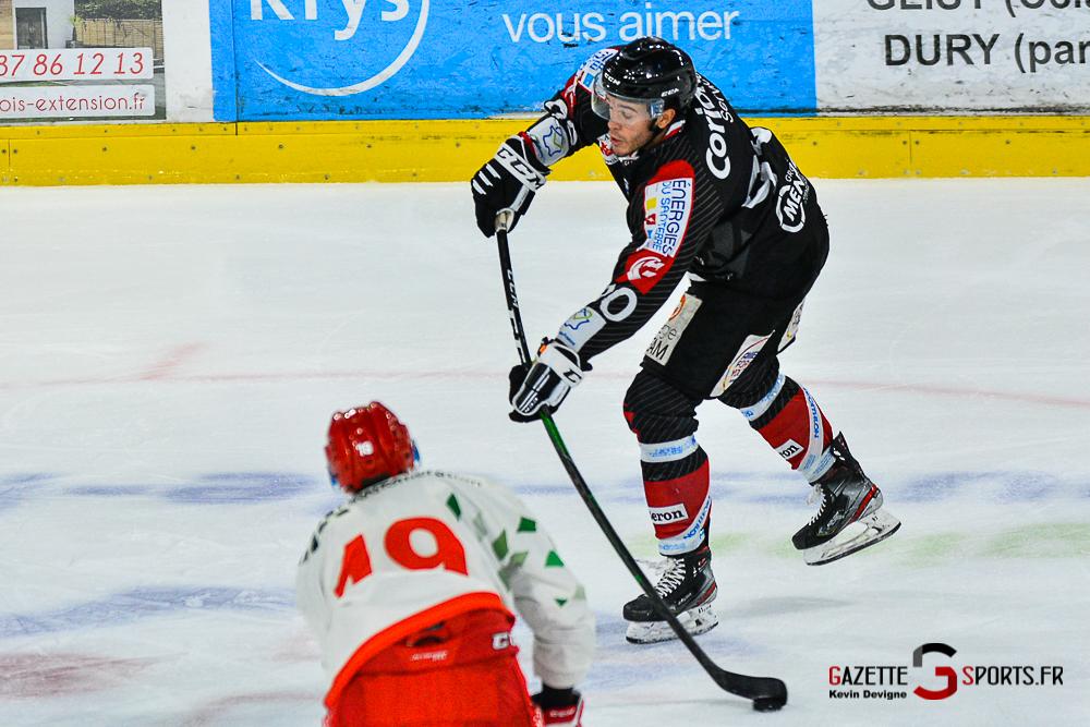 Hockey Sur Glace Amiens Vs Cergy Kevin Devigne Gazettesports 37
