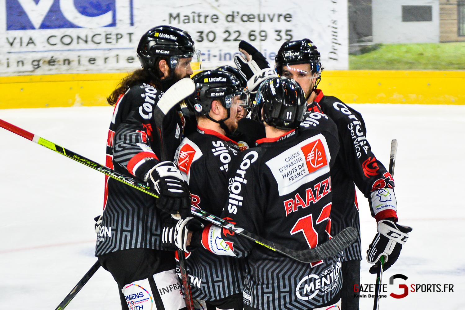 Hockey Sur Glace Amiens Vs Chamonix J18 Kevin Devigne Gazettesports 48