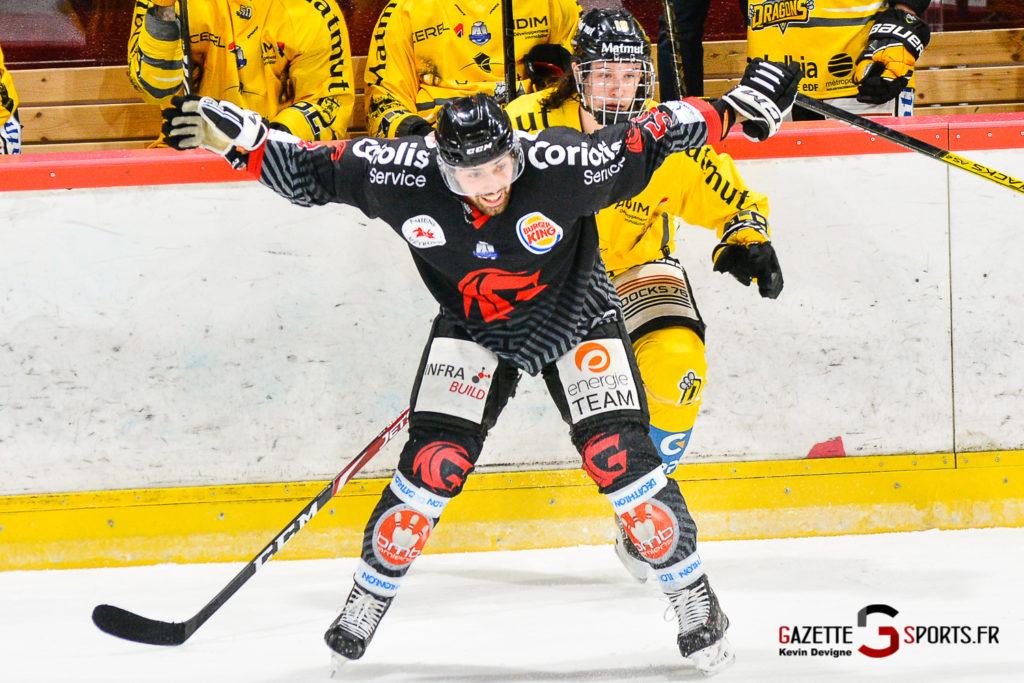 Hockey Sur Glace Amiens Vs Rouen Amical Kevin Devigne Gazettesports 137 1024x683 1