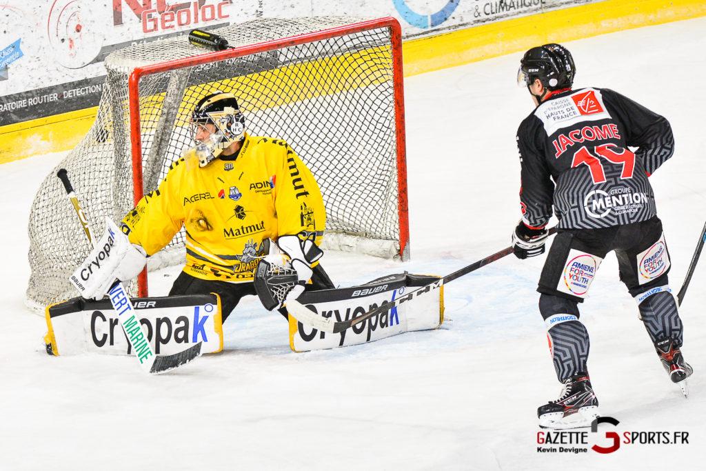 Hockey Sur Glace Amiens Vs Rouen Amical Kevin Devigne Gazettesports 181 1024x683 1