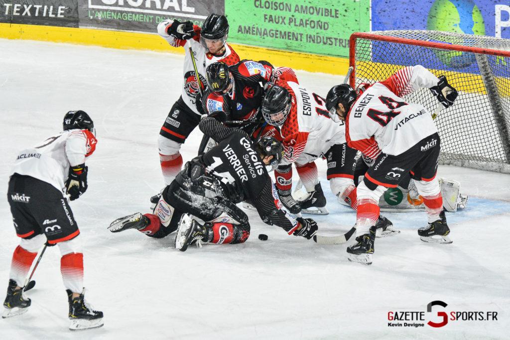 Hockey Gothique Vs Mulhouse 1 4 Match 2 Kevin Devigne Gazettesports 85 1024x683 1