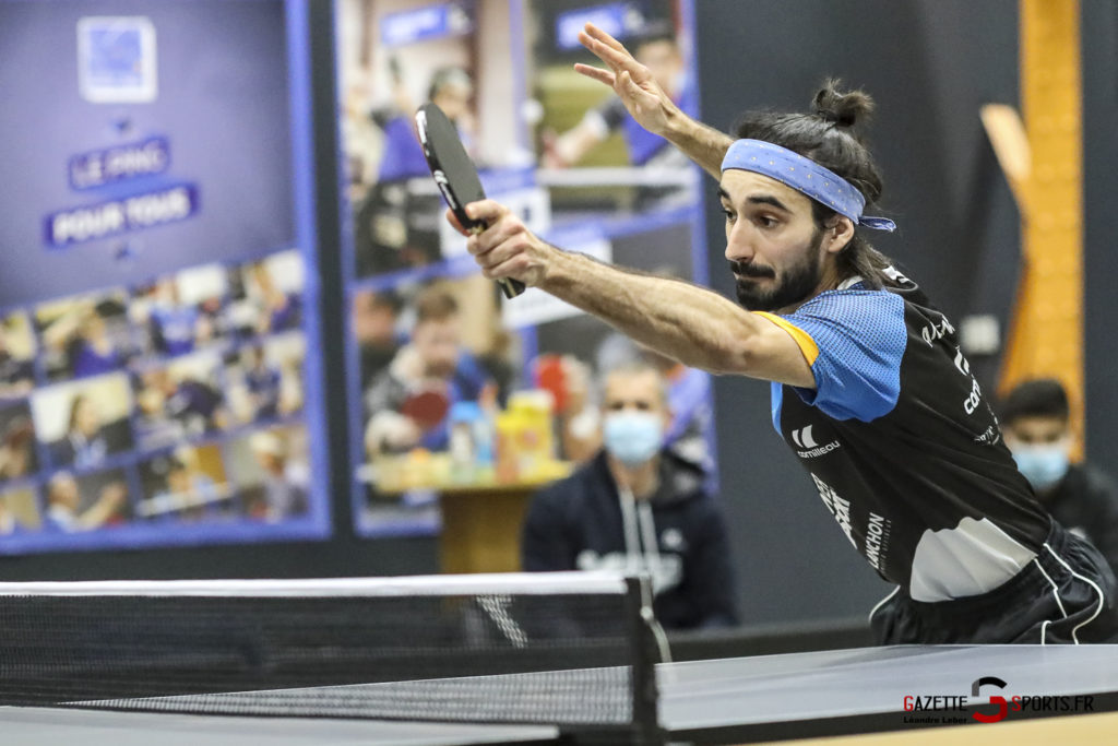 Tennis De Table Astt Vs Metz 0040 Leandre Leber Gazettesports