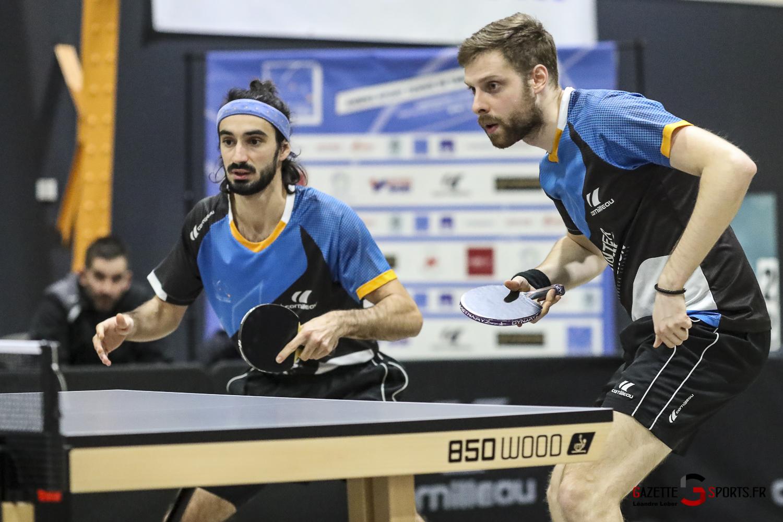 Tennis De Table Astt Vs Metz 0067 Leandre Leber Gazettesports