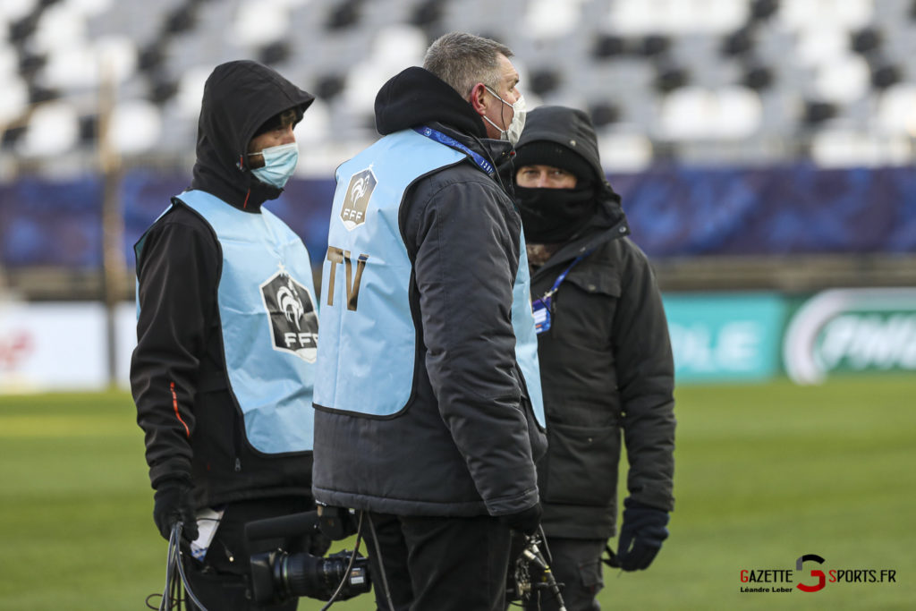 Football Amiens Sc Vs Metz Coupe De France 0001 Leandre Leber Gazettesports