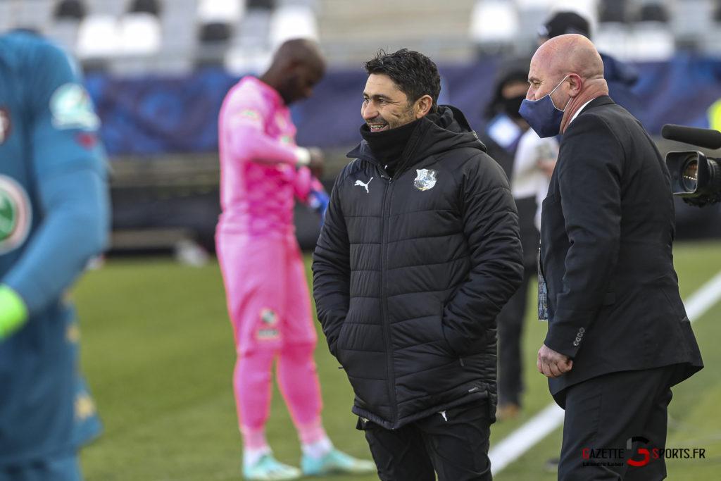 Football Amiens Sc Vs Metz Coupe De France 0003 Leandre Leber Gazettesports